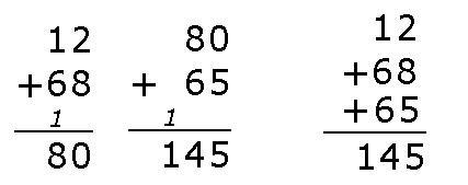 小数乘法怎样列竖式_一个三个数字加或减的竖式计算怎么写_百度知道