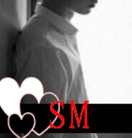 配英文字母sm的頭像,情侶頭像的那種