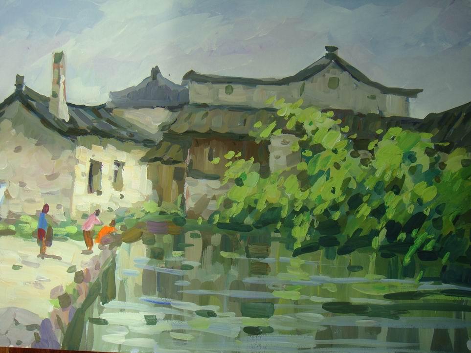 深圳大學美術考試素描裝飾畫怎么畫,風景大概要畫成什么程度就夠了?急