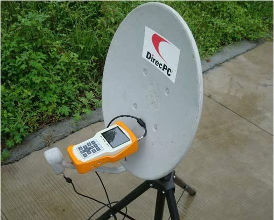小锅盖自己安装方法_超微45cm卫星小锅支架怎么安装_百度知道