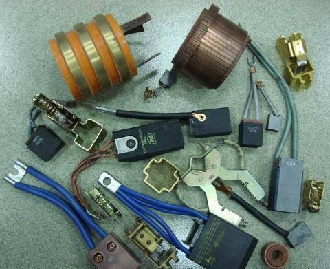 碳刷的作用_发电机励磁碳刷的作用?_百度知道