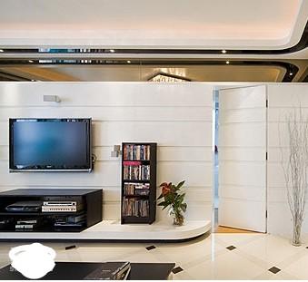 156平米的房子怎樣裝修,花費在5萬左右.