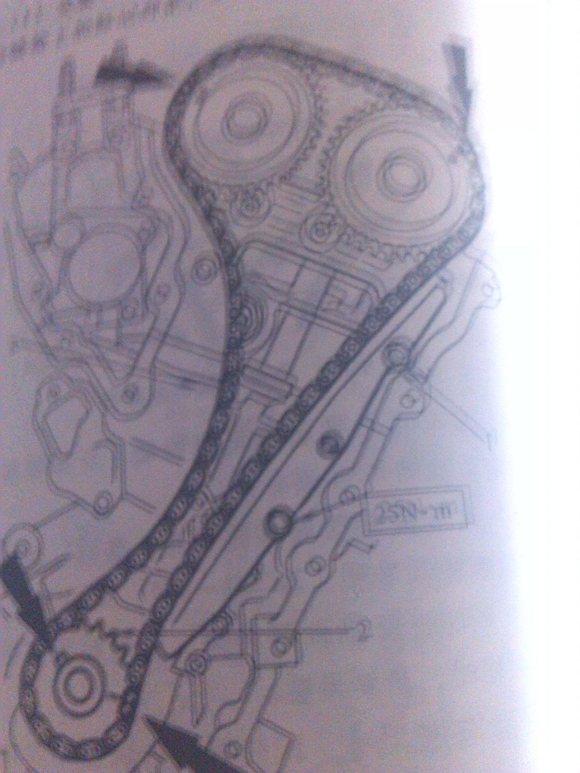 长安福特蒙迪欧2013_福特蒙迪欧2.3L3发动机正时链条怎么安装,求专家详细解答,谢谢 ...
