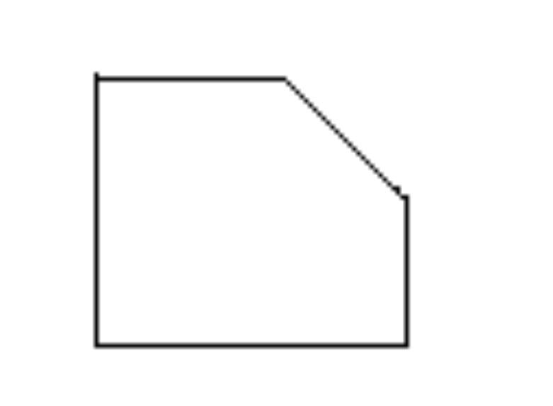 小学四年级奥数题添加一条直线_怎么将那个图片加一条直线,变成两个三角形,这是四年级数学奥数 ...