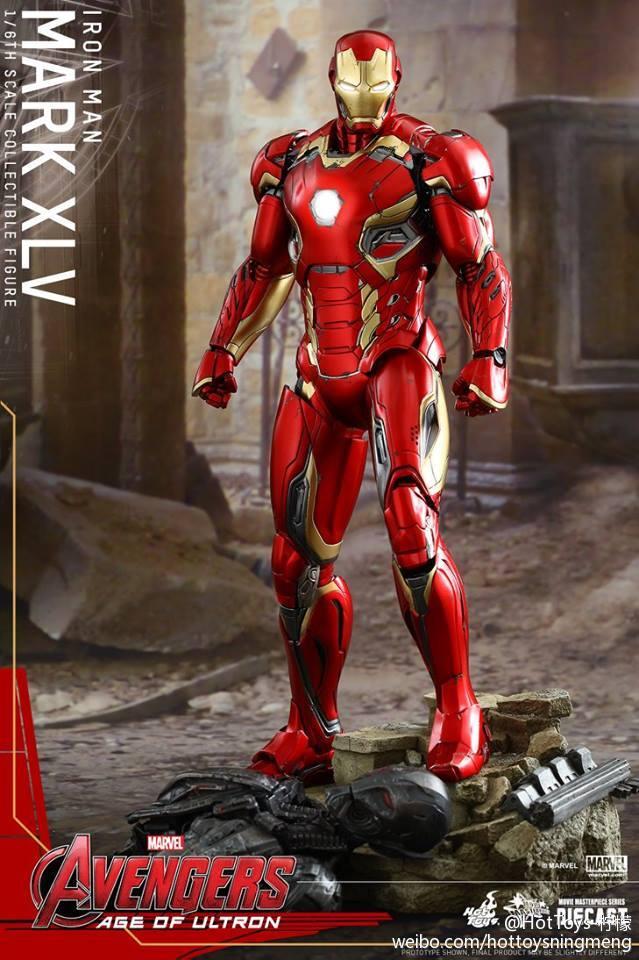 钢铁侠马克1-42_复仇者联盟2中钢铁侠有哪几套战衣,哪套强。还有马克45为什么 ...