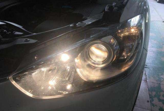 卤素大灯色温_汽车的卤素大灯和氙气大灯有什么区别?_百度知道