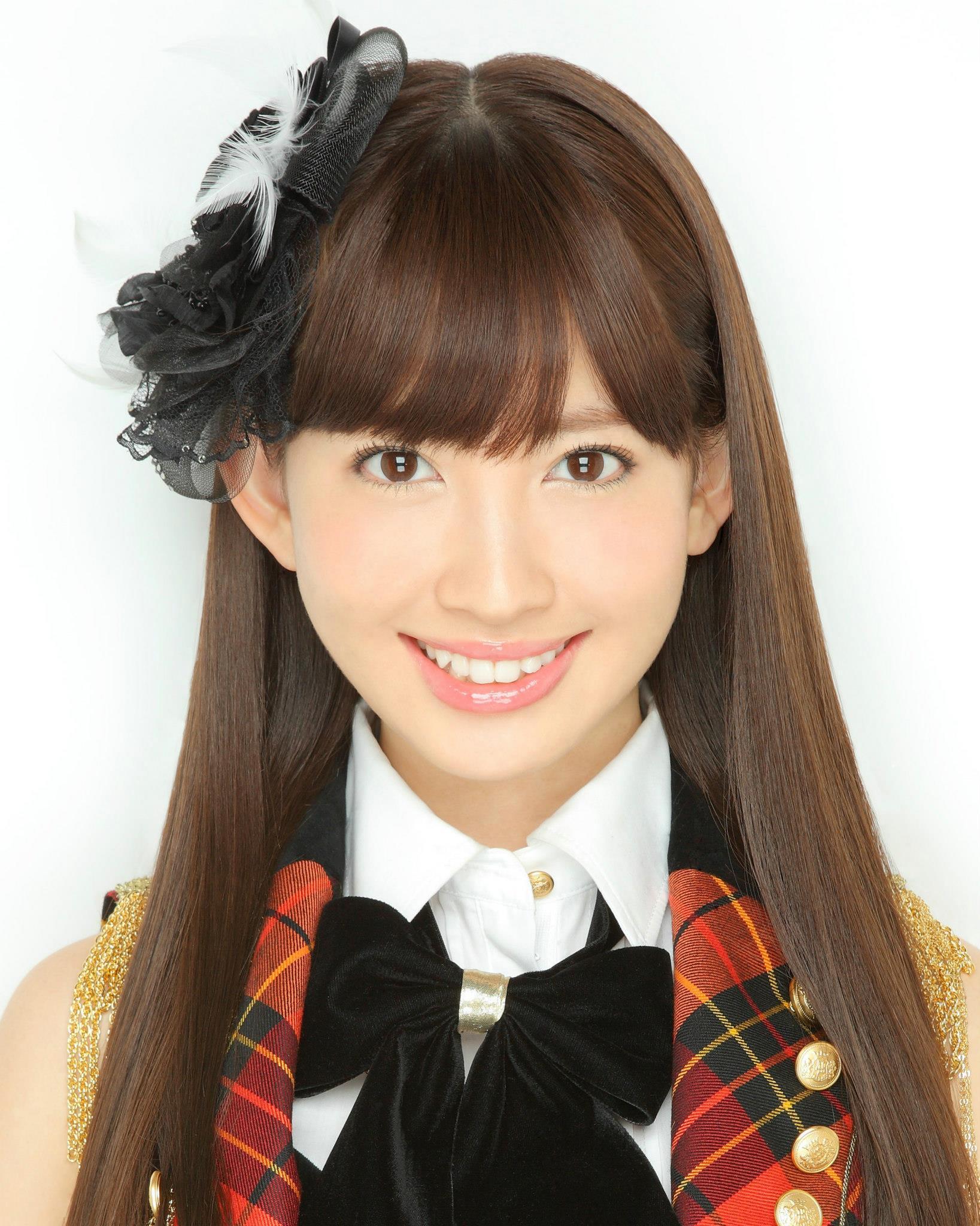 akb48核心_这是AKB48 中的哪个成员_百度知道