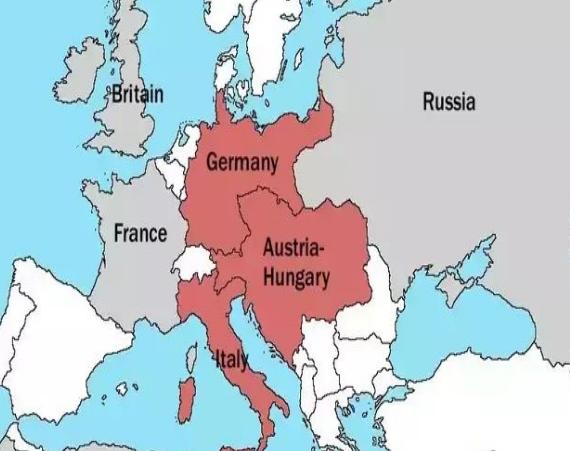 三国同盟 (1717年)