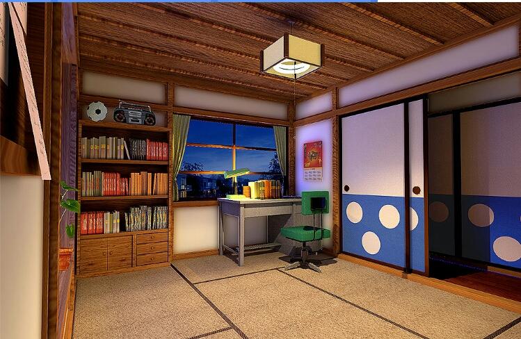 梦梦家店主照片_有没有谁把自己的房子改造成哆啦A梦,大雄的家?网上没查到 ...