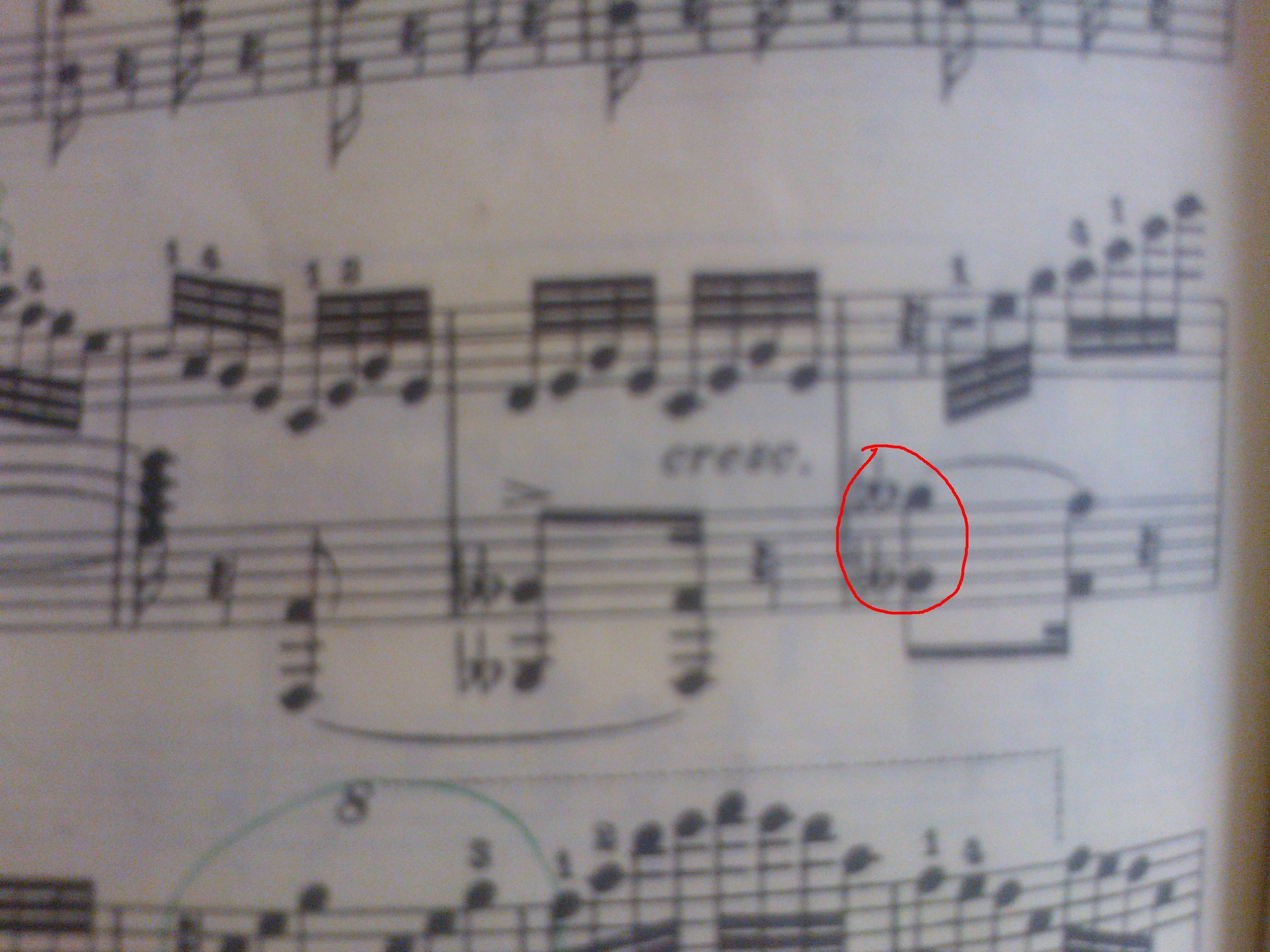 低音调曲谱_音调从低到高列表