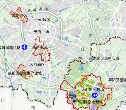 成都市中和镇_成都市高新区属于哪个区_百度知道