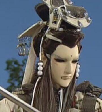 霹雳布袋戏里人物用于固定人物头发的部件叫什么名字图片