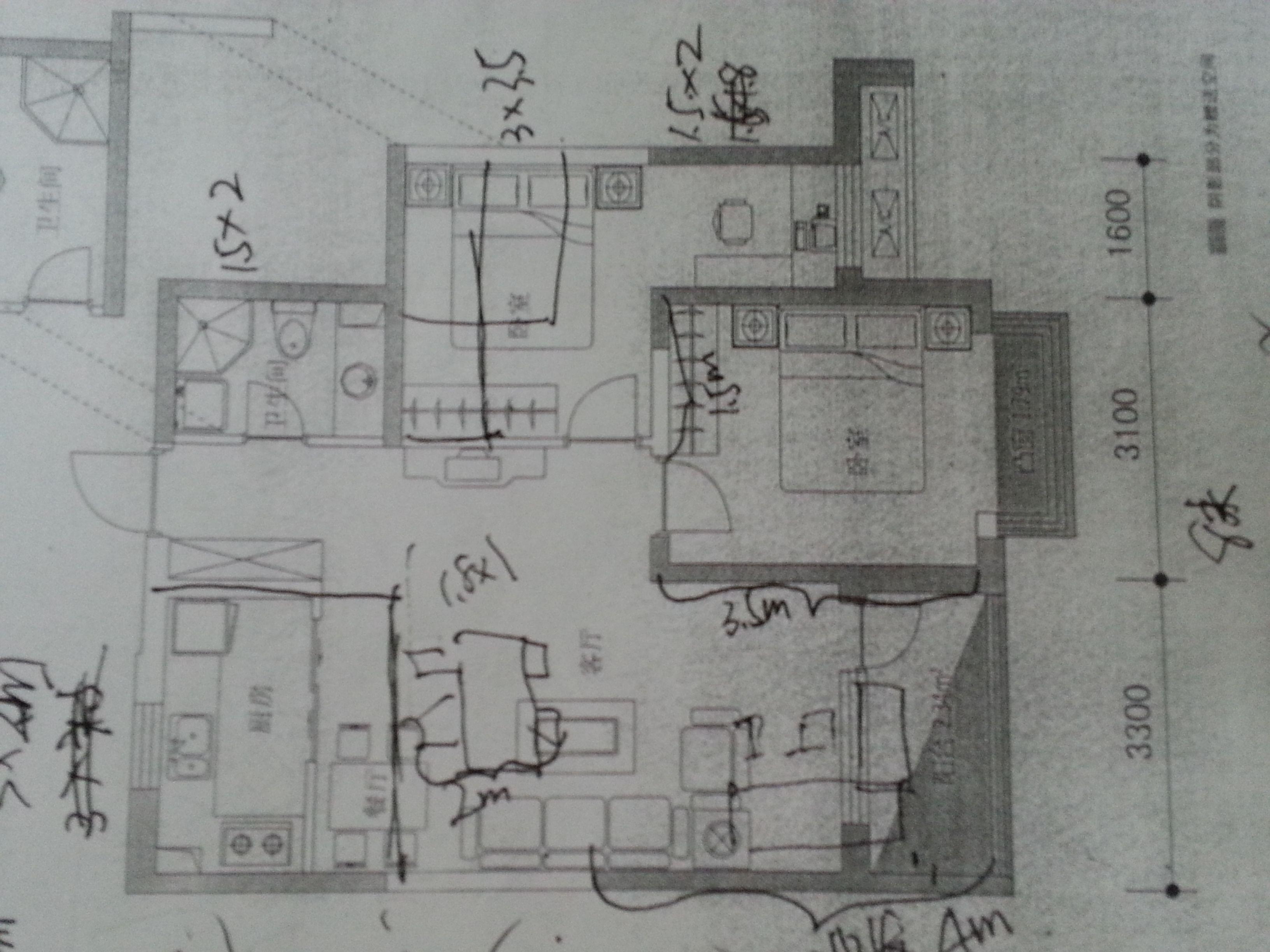 風水問題,坐北朝南的房子,大門正對著上樓樓梯門,走廊圖片