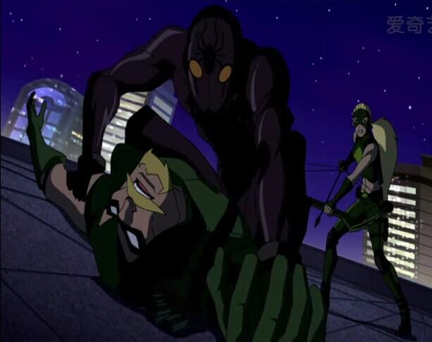 少年正义联盟2 17_谁知道这个DC动画(少年正义联盟第22集)中长得像蜘蛛侠的家伙 ...