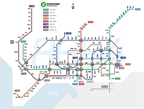 深圳龙华地铁线_深圳北站到南山京基百纳广场坐几号地铁线?_百度知道