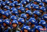 中国维和部队图标