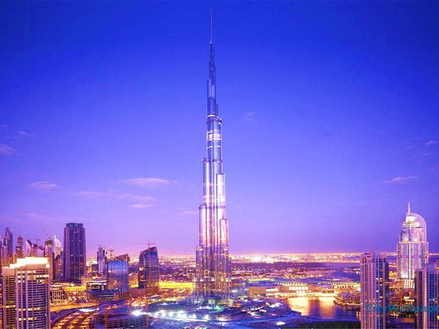 世界上最高的楼迪拜_世界上最高的楼在哪里?一共有多少层?_百度知道