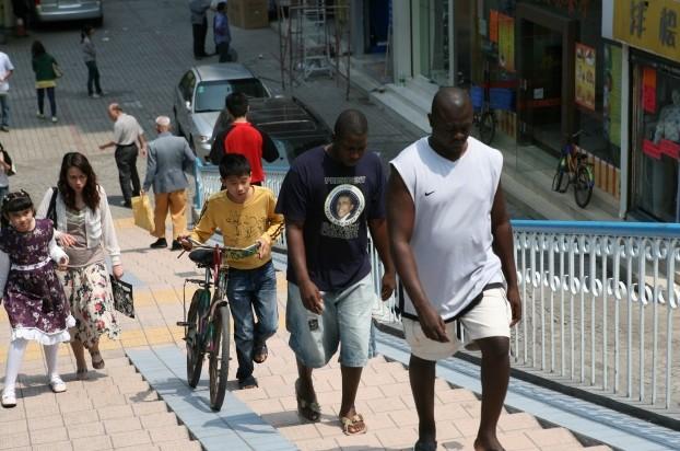 广州黑人人口_美国挑唆尼日利亚说广州歧视黑人 广州人告诉你,这是在造谣