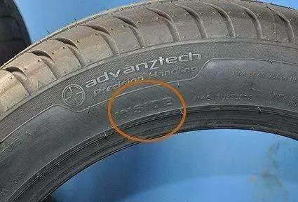 胎压明明正常,为什么轮胎还是看着有点瘪?