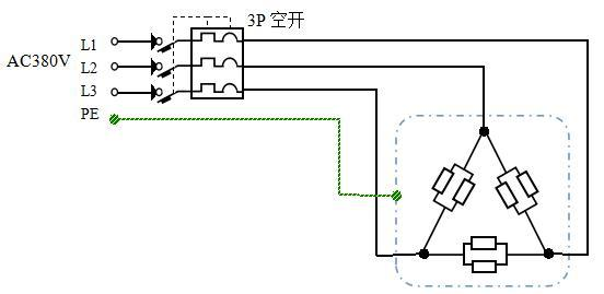 380v电热管