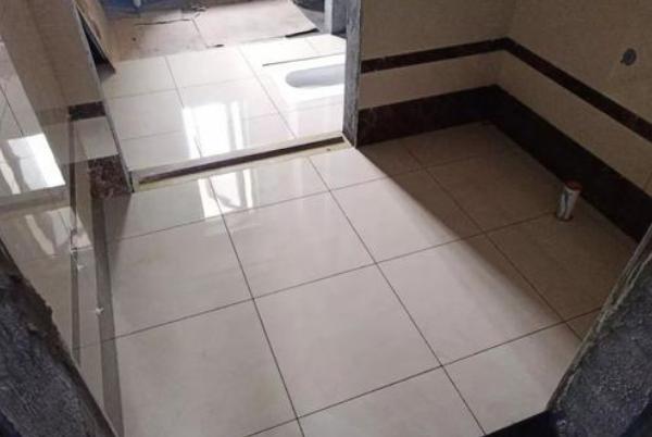 客厅铺贴瓷砖,为什么都要留缝铺贴?