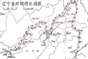 中国地图上黄河的位置_谁能给我一个在中国地图上长城的全景图?_百度知道