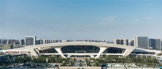 杭州萧山机场距离杭州哪个火车站近一点插图
