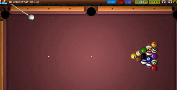 qq桌球游戏_QQ游戏2d桌球技巧,详细图解_百度知道