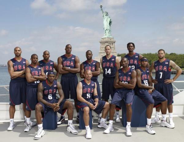 2008奥运会美国男篮阵容