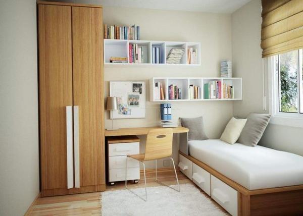 10平米小卧室如何装修?