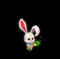 新潮娱乐:梦幻西游神兽超级玉兔多少钱属性怎么样 进阶后技能