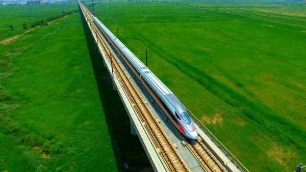 【京沪高速铁路】京沪高铁全长多少公里?