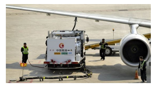 飞机燃油费怎么算_飞机使用的燃油时什么油,有什么特别要求?_百度知道