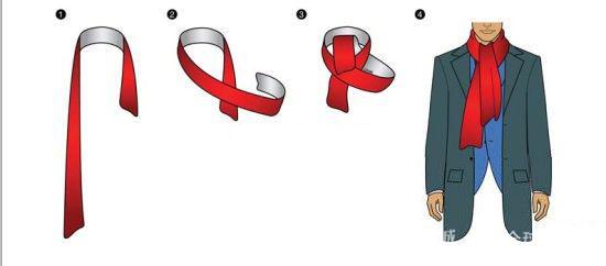 女士丝巾如何搭配更好看?get五种经典丝巾系法