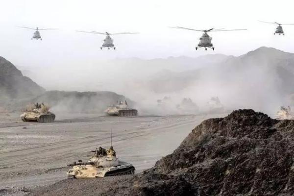 解放���,�楹谓夥跑�在新疆�H4��步兵��?�B集�F�都�]有?