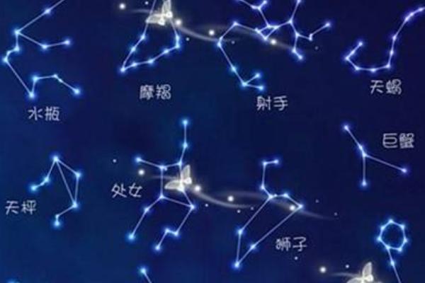 12星座的资料_十二星座都是什么座_百度知道