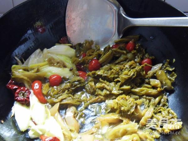 酸菜鱼是怎么做的