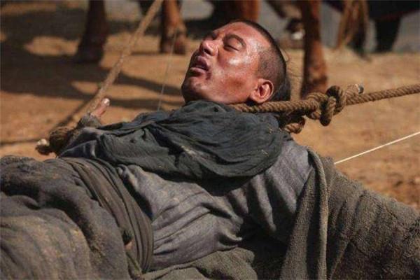 古代众多刑罚中,有没有哪种刑罚很残忍但是又不会致死的?