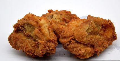 kfc 的吮指原味鸡块, 大家会选择哪一部份购买图片