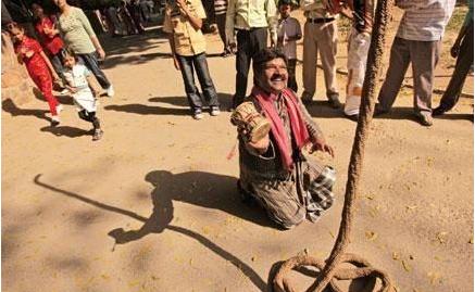 【繩】揭秘印度通天绳:印度通天绳到底是怎么做到的