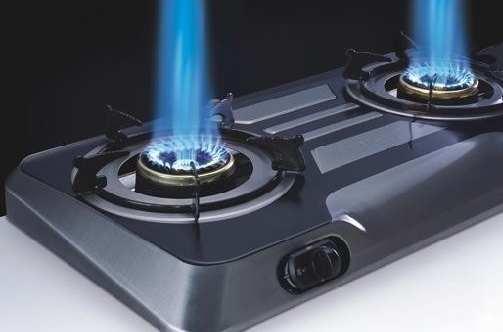 液化气灶的装配图_燃气灶里没气出来怎么办?_百度知道