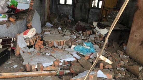 吉林松原5.7级地震有人员伤亡吗?