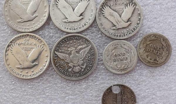 为什么中国古钱币有洞,外国古钱币却没有?