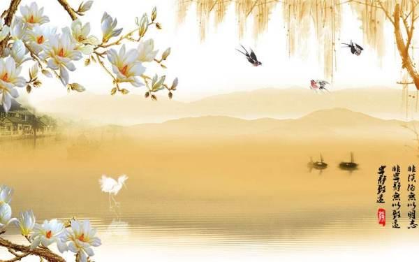 """白鹭洲的诗词. 赞美""""南京白鹭洲""""的诗句有哪些 诗词歌曲 第1张"""