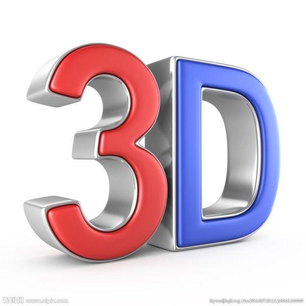 3D画面是三维图像吗?