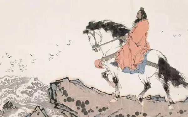 关于雄心的古诗词 古诗中表达壮志雄心的诗句