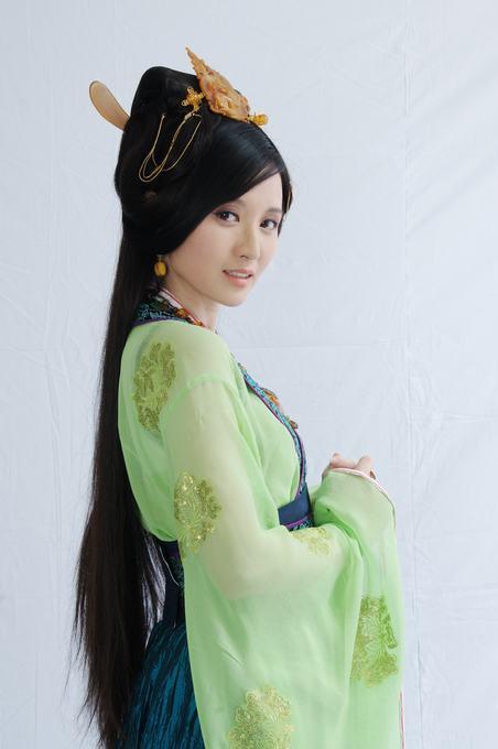张萌在神话里的角色_求古装美女照片!!!(什么电视剧都可以)_百度知道