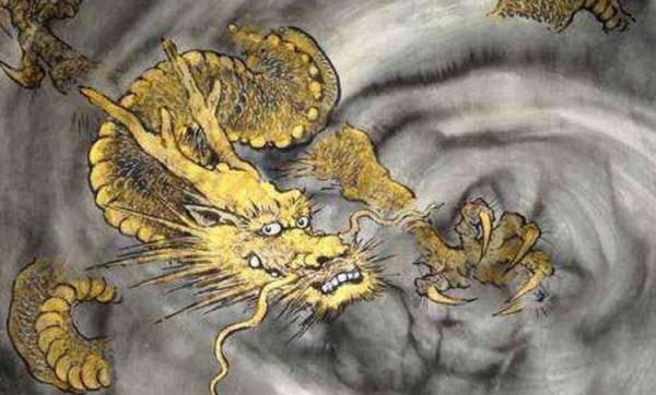龙的传说之民间故事