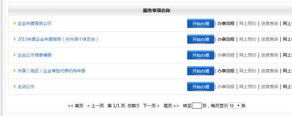 广东省工商局网站营业执照网上年检 财税学院 第3张