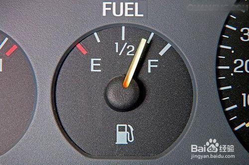 怎么看油表盘_如何看车油表_百度知道